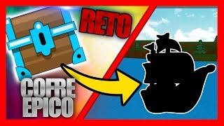 EPIC CHEST CHALLENGE - ROBLOX Build a Boat for Treasure