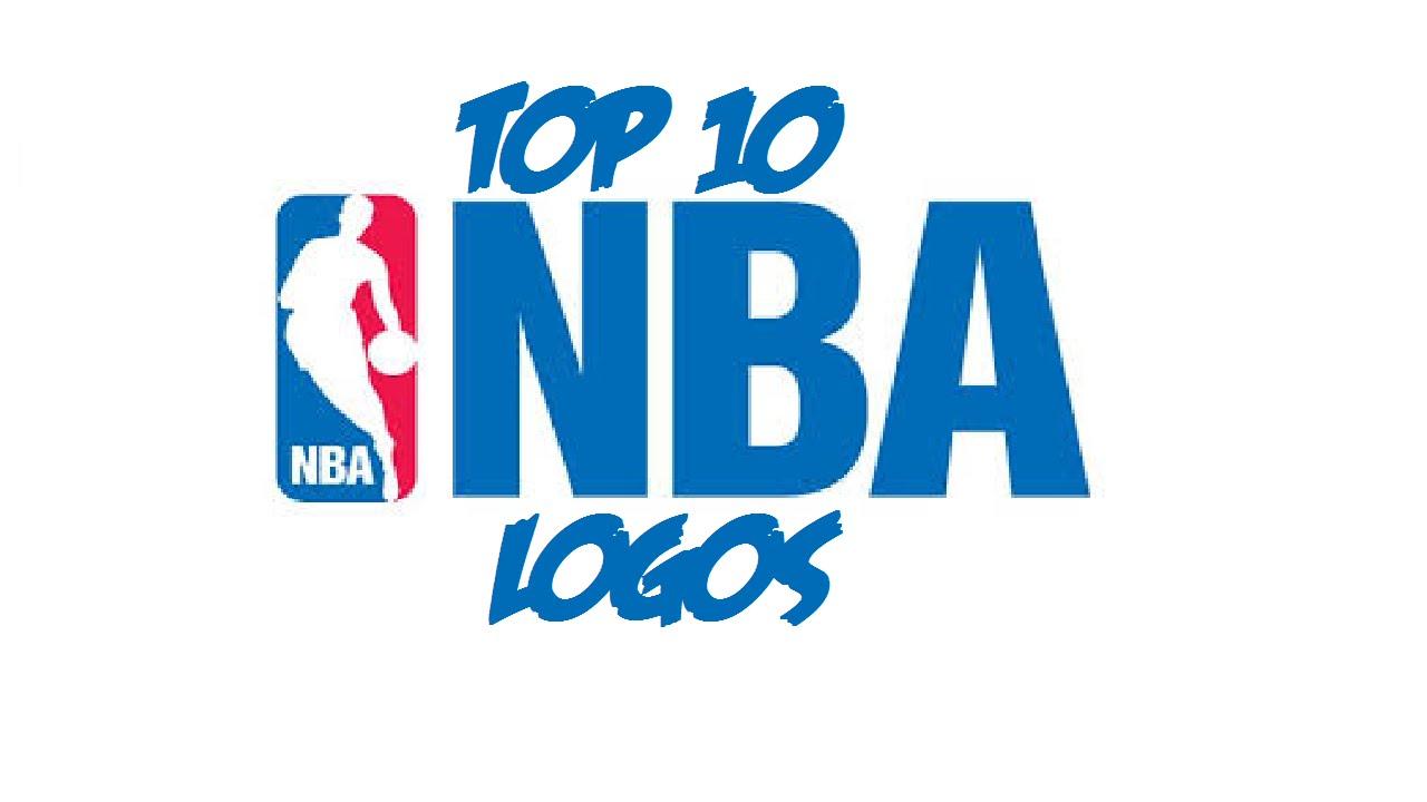 top 10 nba logos of all time youtube rh youtube com nba 2k logo font nba logo font lettering