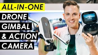 GoPro Karma Drone — All-In-One Handheld Gimbal, Drone and Action Camera!