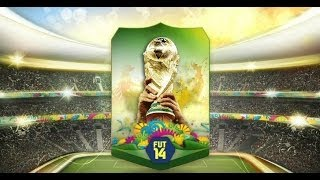 fifa 14 world cup ultimate team cz pack opening vojta