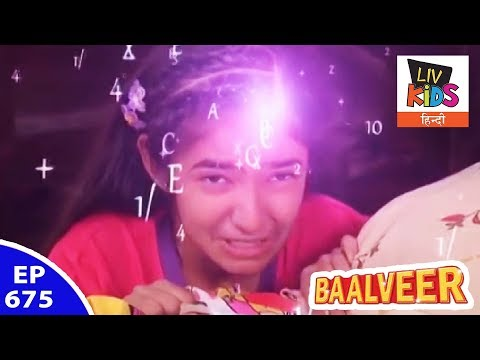 Baal Veer - बालवीर - Episode 675 - Meher Forgets Everything She Studies