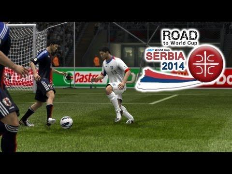 FIFA 13 - RTWC Serbia 2014 - Taiwan vs. Japan