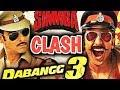 BIG CLASH 4 : Dabangg 3 Vs Simmba  - Salman Khan | Ranveer Singh