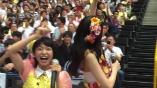 20160807 AKB48 総選挙第一党感謝祭 撮影タイムチーム8 横道侑里・谷優里・チーム4 川本紗矢