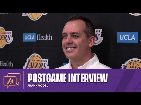 Lakers Postgame: Frank Vogel (2/28/21)