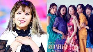 Jeongyeon Protects Staff, Red Velvet Plagiarism, JYPE HEARD US