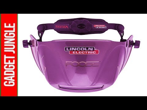 The Best Auto Darkening Welding Helmet - Lincoln Electric VIKING 3350 Review