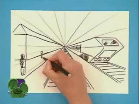 Dibujar con profundidad. Art attack.   YouTube