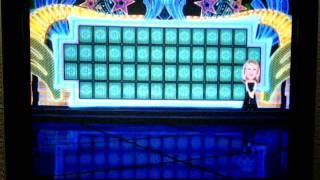Wheel of Fortune Nintendo Wii Run Game 45