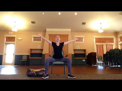 Chair Yoga - Stay Open & Strong