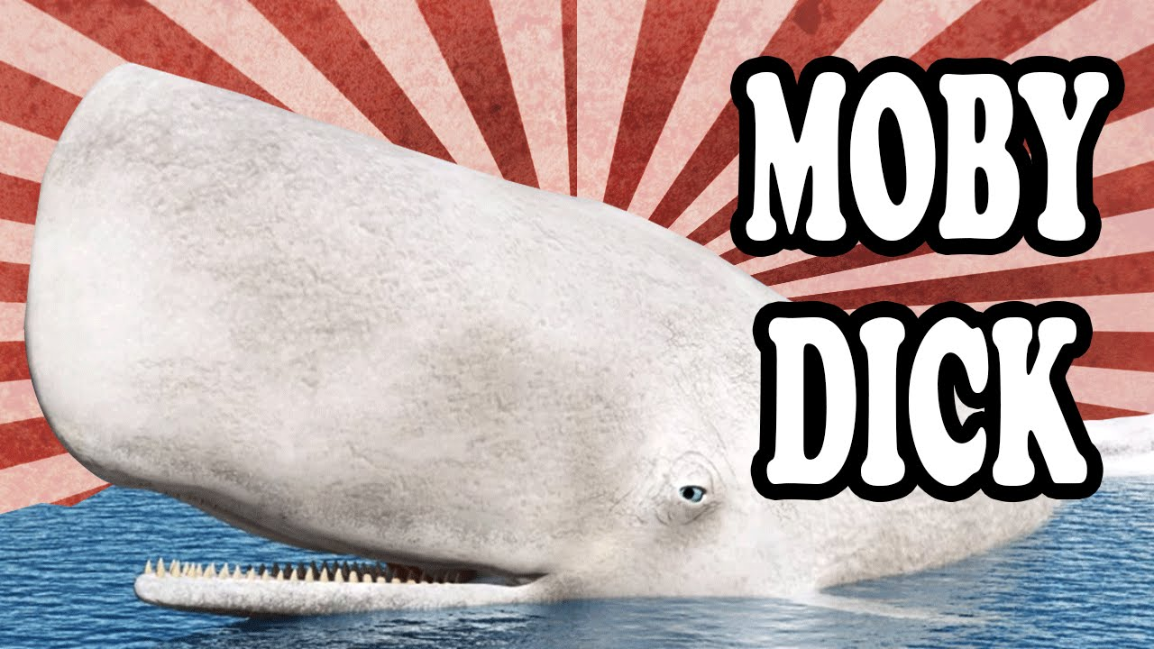 moby dick just the whale