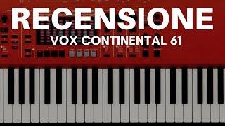 VOX CONTINENTAL 61