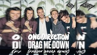 One Direction - Drag Me Down ( Fabián Shura Remix ) │ 2016