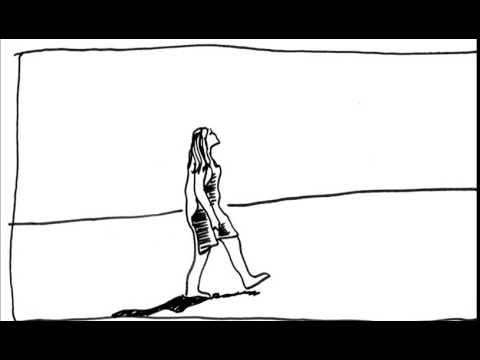 Rotoscope walking fineliner