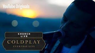 Coldplay - Church (Live in Jordan)