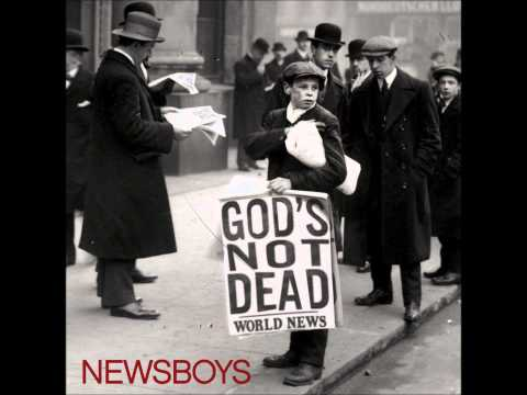 Newsboys - Pouring It Out For You