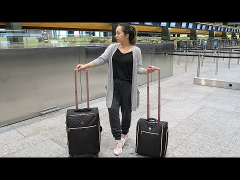 What's In My Carry On (for overnight layover) + Zurich Transit Hotel | TRAVEL VLOG