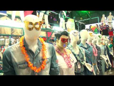 Carnaval 2017: Venha para o Moda Center Santa Cruz