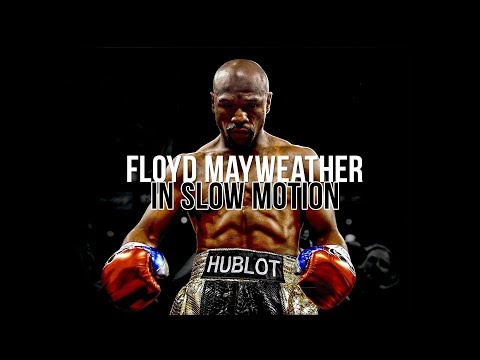 Floyd Mayweather - In Slow Motion | 50-0