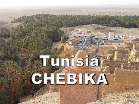 Oasis CHEBIKA - TAMERZA, Tunisia (Túnez) 2004
