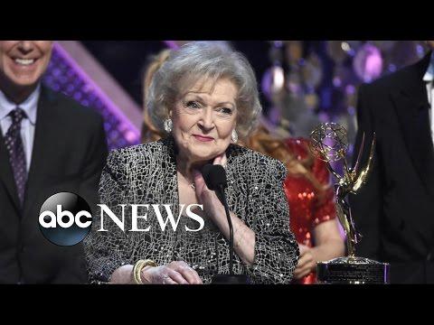 Betty White: Happy Birthday to an American Treasure