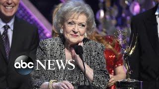 Happy 95th Birthday to an American Treasure, Betty White