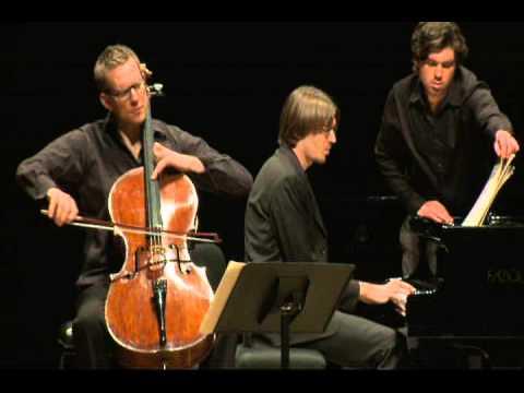 Mendelssohn: Cello Sonata in D major op. 58 (Johannes Moser and Lorenzo Cossi)