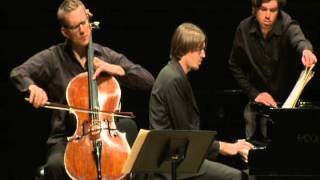 Mendelssohn: Cello Sonata in D major op. 58 (Johannes Moser and Lorenzo Cossi)