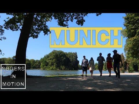 Welcome to Munich  (Austria Travel Vlog)