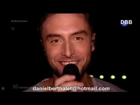 Manz Zelmerlow: Heroes Eurovision Winner 2015