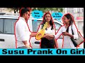 SUSU PRANK ON girls||toilet in public||pranks in India||by Amit and Ravi||2019||AR jatav's