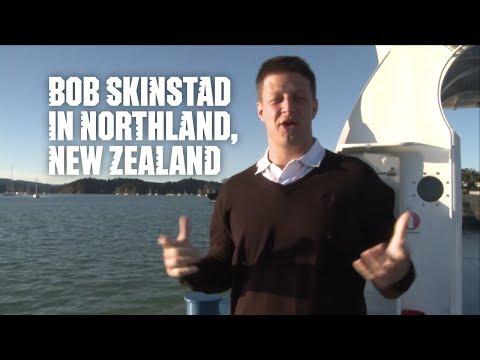 Bob Skinstad in Northland, New Zealand