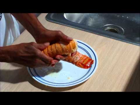 How to make stuff lobster tail