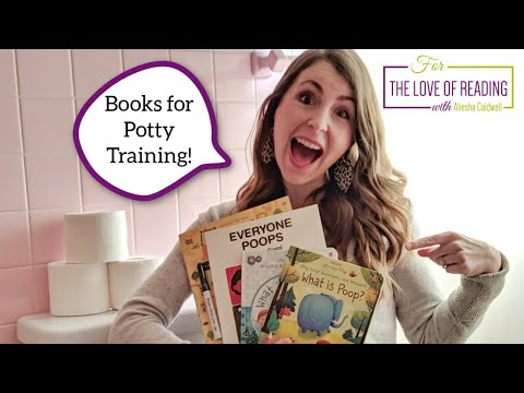 Potty Training Books from Usborne Books & More!