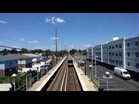 LIRR Far Rockaway Branch: Weekend M3/M7 @ Gibson