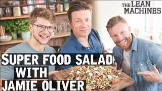 Super food salad with Jamie Oliver