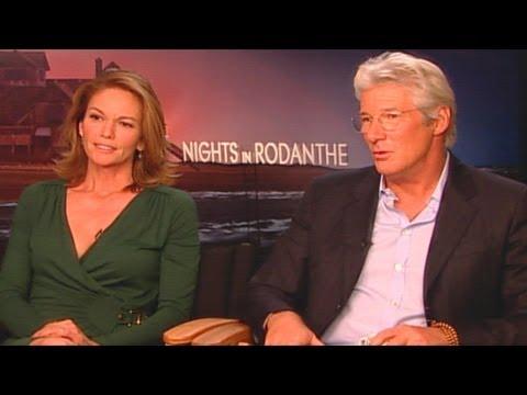 'Nights In Rodanthe' Diane Lane & Richard Gere Interview