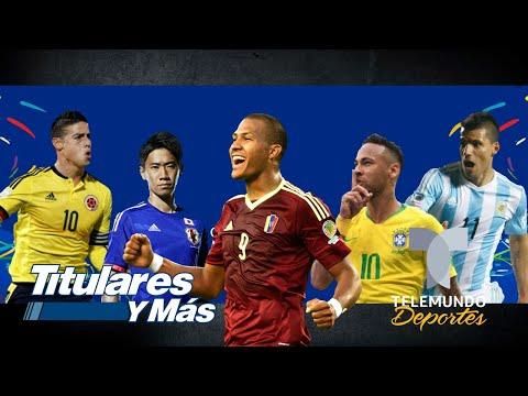 Sin Neymar, Brasil, el gran favorito del fin de semana | Telemundo Deportes