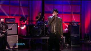 (HQ) Adam Lambert - Whataya Want from Me (Ellen)
