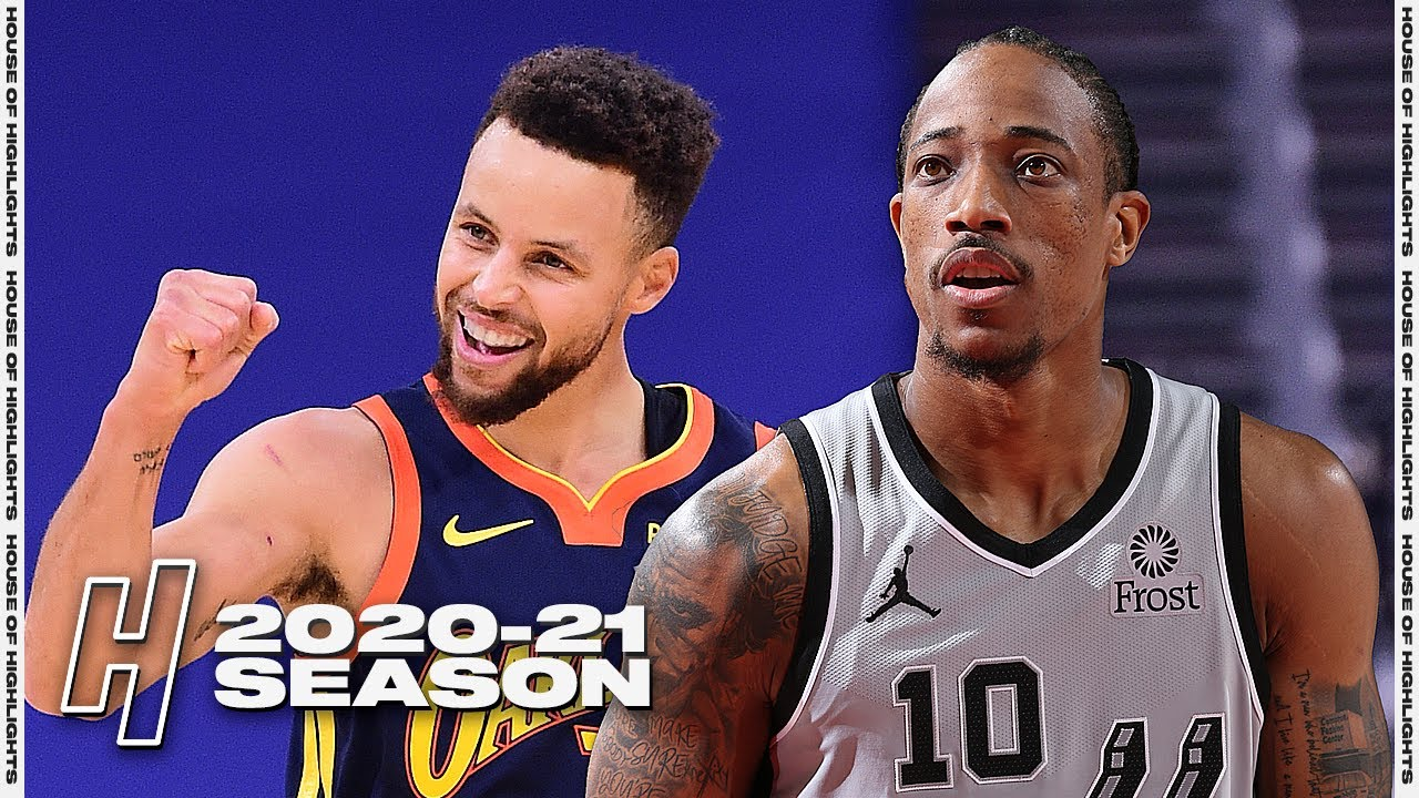 San Antonio Spurs vs Golden State Warriors - Full Game Highlights | January 20, 2021 NBA Season