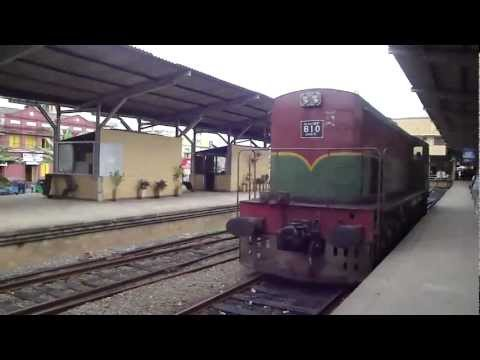 Passenger Trains in Sri Lanka