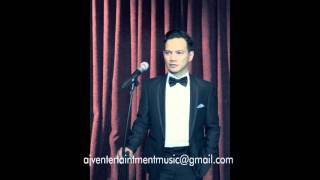 Night and Day  Frank Sinatra  Cover by  Ahmad Januario Valent