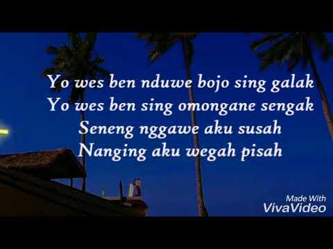 Bojo galak reggae version maret 2018