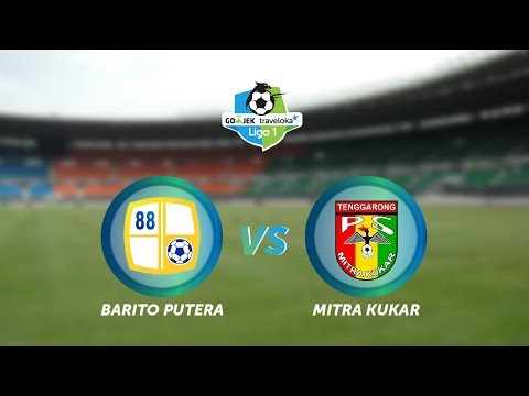 Barito Putera vs Mitra Kukar: 2-1 - All Goals & Highlights -