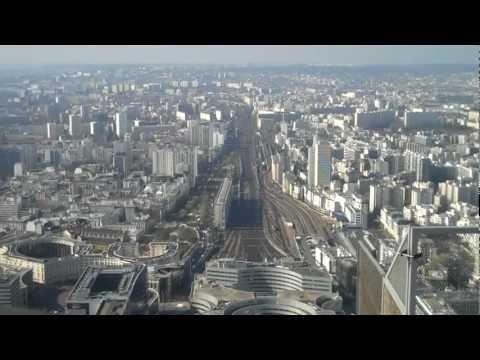 Paris with Kids - Tour Montparnasse