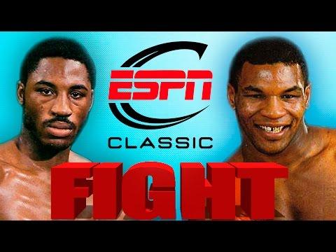 Mike Tyson vs. Marvis Frazier (Full fight) 1986-07-26