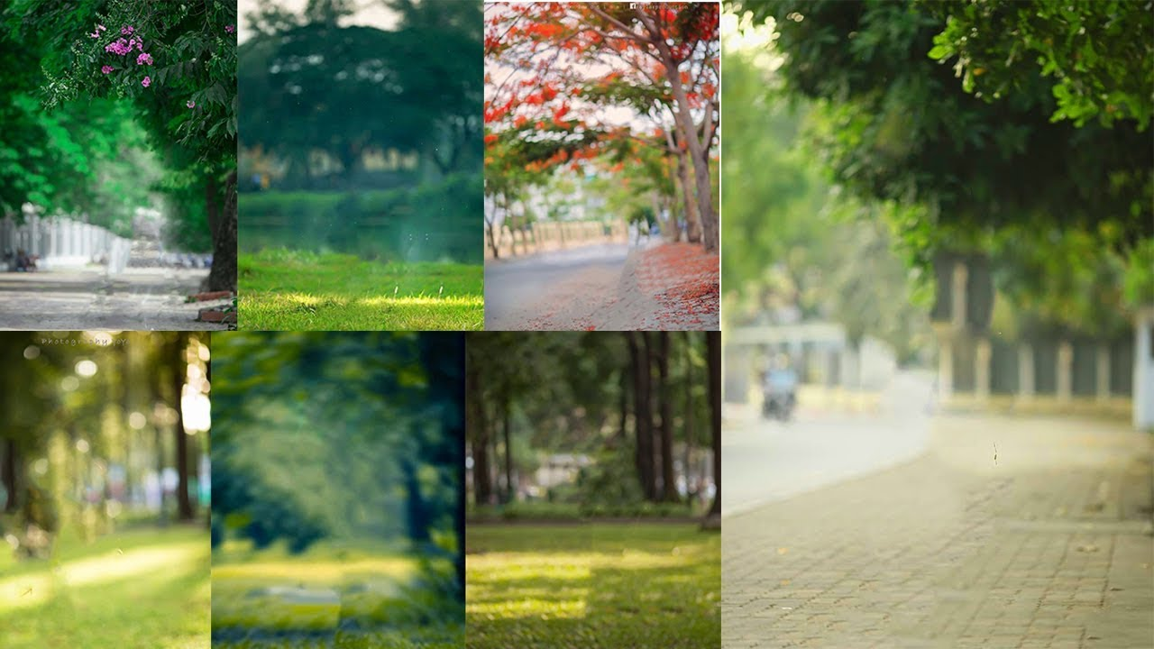 Hd Blur Background For Photo Editing I Picsart Photoshop