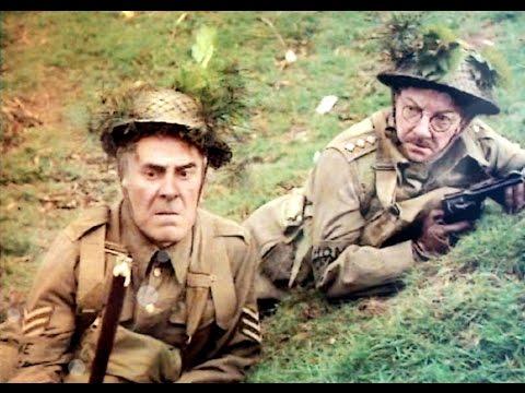 Dad's Army - Battle School - NL Ondertiteld - 'Keep your heads down!'...