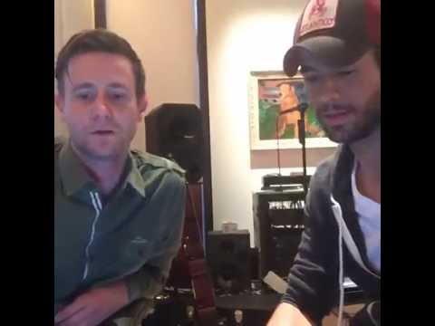 Enrique Iglesias Facebook Live Chat [26-05-16]