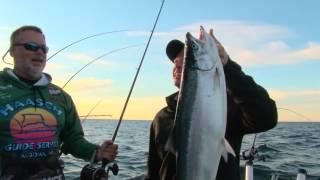 Ugly Stik- Capt. Lee Haasch Gx2 Salmon Spread